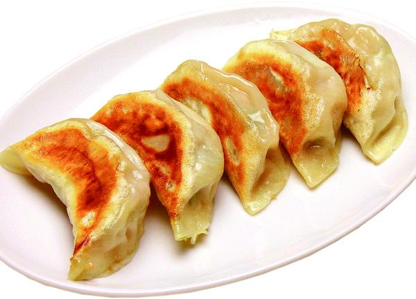 焼き餃子(5個)