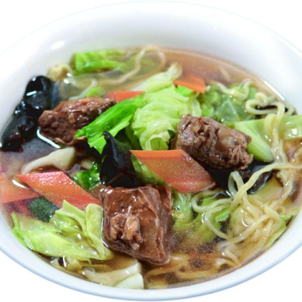 牛バラ角煮麺