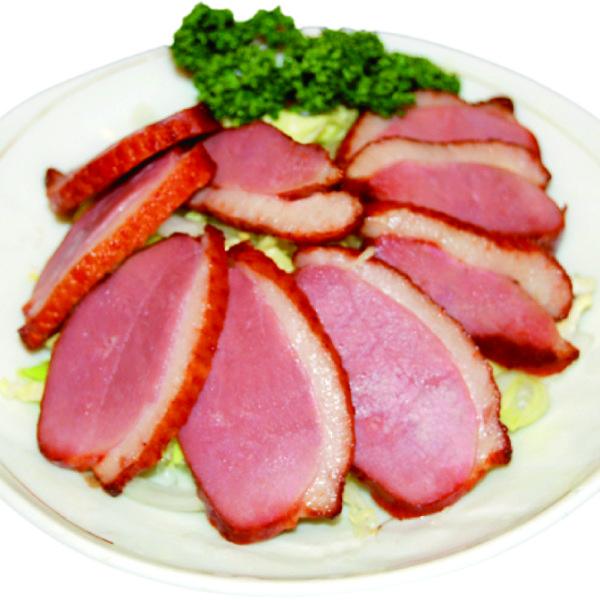 鴨肉の冷菜